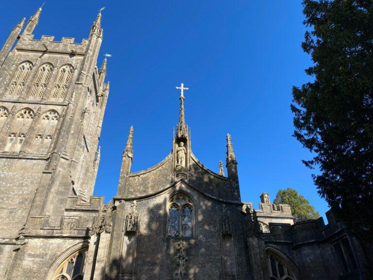 St Andrews Church, Mells