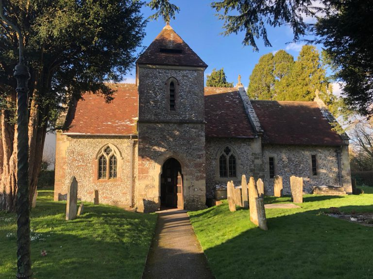 St Peters Church Pitton